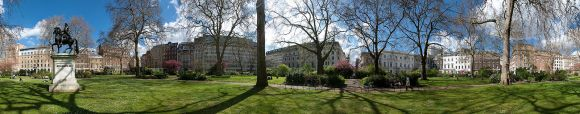 St. James Square, London
