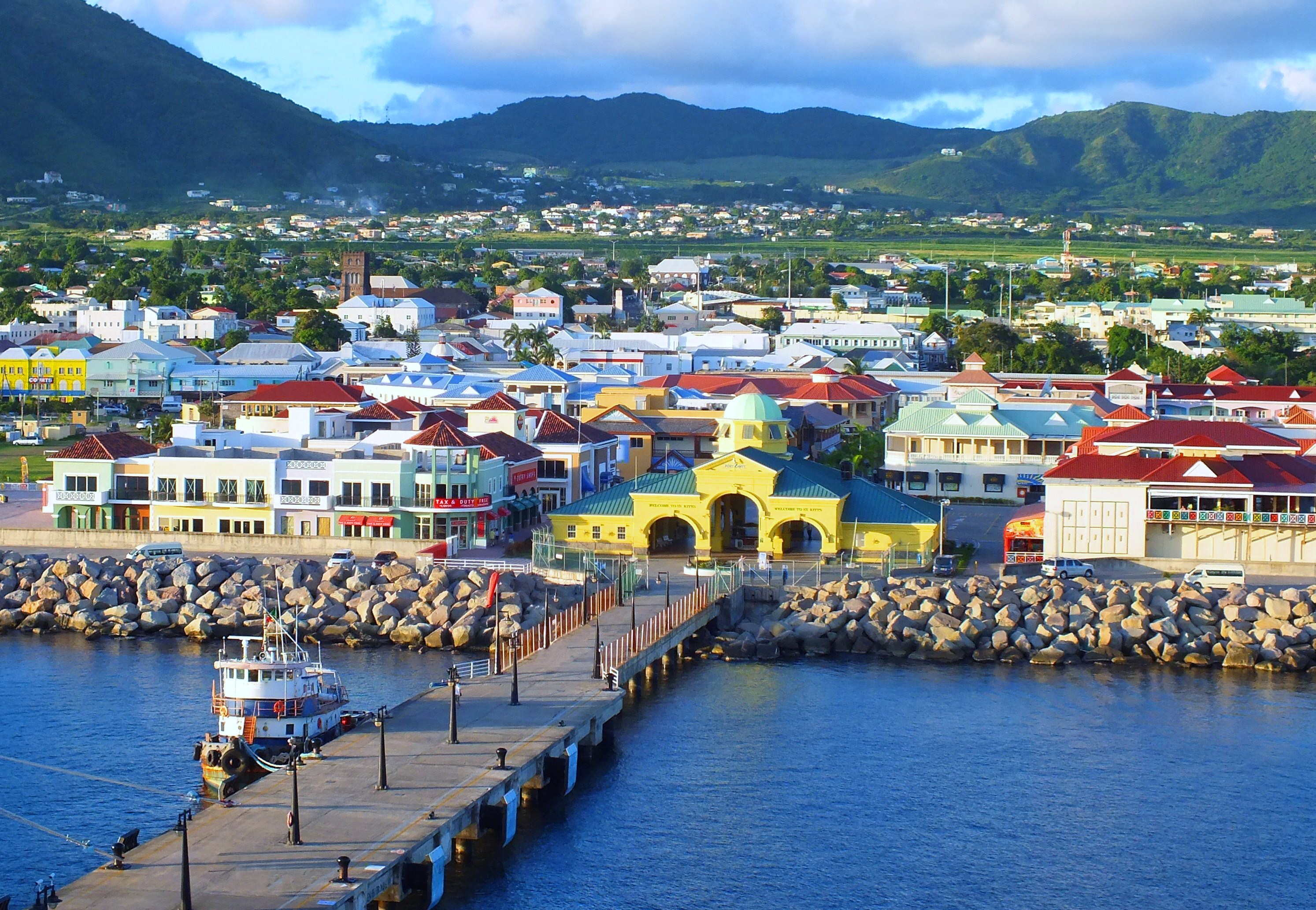 St Kitts And Nevis The Muffin Post